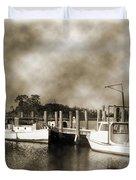 The Bayou Duvet Cover by Barry Jones