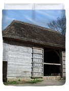 The Cowfold Barn Duvet Cover by Dawn OConnor