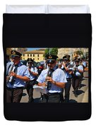 The Fanfare Duvet Cover by Dany Lison