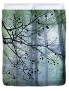 The Forest Cathedral Duvet Cover by Judi Bagwell