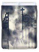 The Gate Duvet Cover by Joana Kruse