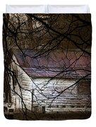 The Hideout Duvet Cover by Ron Jones