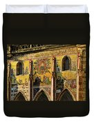 The Last Judgment - St Vitus Cathedral Prague Duvet Cover by Christine Till