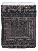 The Maze Duvet Cover by Tim Allen