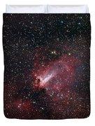 The Omega Nebula Duvet Cover by Filipe Alves