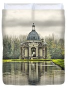 The Pavillion Duvet Cover by Chris Thaxter