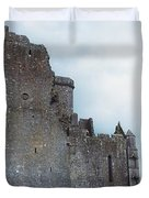 The Rock Of Cashel, Co Tipperary Duvet Cover by The Irish Image Collection