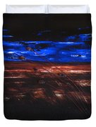 The Storm Duvet Cover by Mauro Celotti
