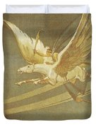 The Thief Of Bagdad Duvet Cover by Nomad Art And  Design