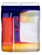 Too Loose Lautrec Duvet Cover by Marlene Burns