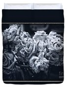 Vase Of Flowers 2 Duvet Cover by Madeline Ellis