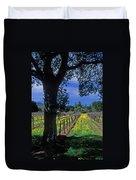 Vineyard View Duvet Cover by Kathy Yates