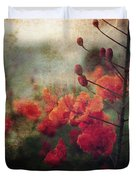 Waiting For Better Days Duvet Cover by Laurie Search