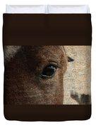 Watching Duvet Cover by Toni Hopper