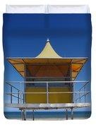 Watchtower Duvet Cover by Melanie Viola