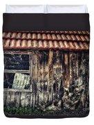 Wayside Duvet Cover by Jutta Maria Pusl