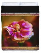 Yesterday Duvet Cover by Judi Bagwell