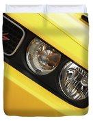 2011 Dodge Challenger Rt Duvet Cover by Gordon Dean II