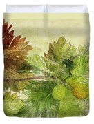 Breadfruit Duvet Cover by Kaypee Soh - Printscapes