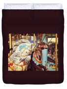 Bryant Park Duvet Cover by JAMART Photography