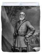 General Robert E. Lee Duvet Cover by War Is Hell Store