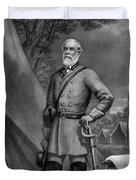 General Robert E. Lee Duvet Cover by War Is Hell Store