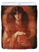 Pandora Duvet Cover by Dante Charles Gabriel Rossetti
