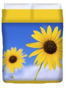 Sunshine Duvet Cover by Chad Dutson
