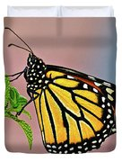 Taking A Break Duvet Cover by Christopher Holmes