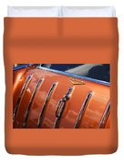 1957 Chevrolet Nomad Duvet Cover by Gordon Dean II