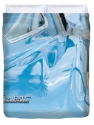1967 Chevrolet Corvette 11 Duvet Cover by Jill Reger