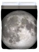 Full Moon Duvet Cover by Stocktrek Images