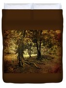 Rooted In Nature Duvet Cover by Jessica Jenney