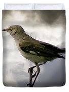 Mockingbird Duvet Cover by Brian Wallace