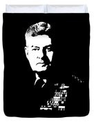 General Curtis Lemay Duvet Cover by War Is Hell Store