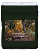 A Place To Rest Duvet Cover by Jessica Jenney