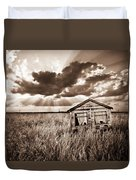 Abandoned Duvet Cover by Meirion Matthias