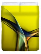 Abstract 060311 Duvet Cover by David Lane
