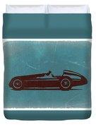 Alfa Romeo Tipo 159 Gp Duvet Cover by Naxart Studio
