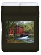 Alley Sprng Mill 3 Duvet Cover by Marty Koch