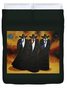 American Justice Duvet Cover by Lance Headlee