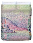Antibes Duvet Cover by Paul Signac