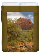 Arizona Outback 3 Duvet Cover by Mike McGlothlen