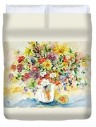 Arrangement IIi Duvet Cover by Ingrid Dohm