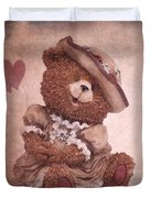 Dorothy In Love Duvet Cover by Angela Doelling AD DESIGN Photo and PhotoArt