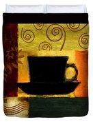 Awakening Duvet Cover by Lourry Legarde