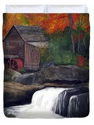 Babcock Mill Duvet Cover by Timothy Smith