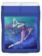 Back In Time Duvet Cover by Dorina  Costras