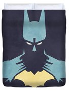 BATMAN Duvet Cover by Jason Longstreet