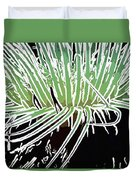 Beautiful Sea Anemone 3 Duvet Cover by Lanjee Chee